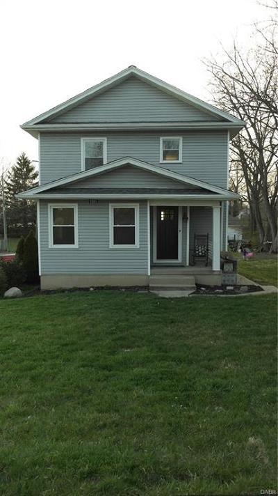 Beavercreek OH Single Family Home Active/Pending: $137,900