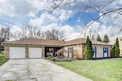 Beavercreek Single Family Home For Sale: 3073 Jade Court