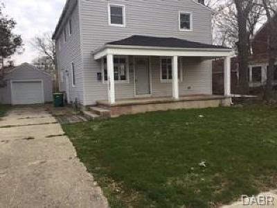 Fairborn Single Family Home For Sale: 115 Greene Street