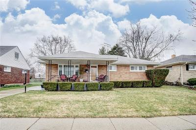 Springfield Single Family Home For Sale: 4626 Willowbrook Drive