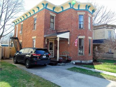 Xenia Single Family Home For Sale: 61 3rd Street