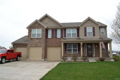 Fairborn Single Family Home Active/Pending: 1481 Cameron Drive