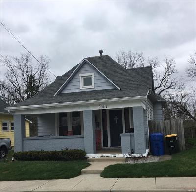 Brookville Single Family Home For Sale: 521 Salem Street