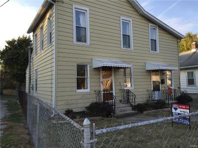 Troy Single Family Home For Sale: 240 Union Street