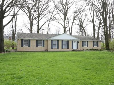 Tipp City Single Family Home Active/Pending: 109 Wunderwood Drive