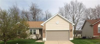Miamisburg Single Family Home For Sale: 1834 Mellow Drive