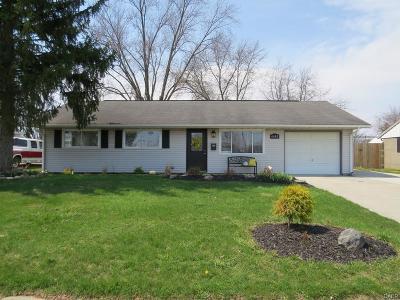 Enon Single Family Home For Sale: 4485 Enon-Xenia