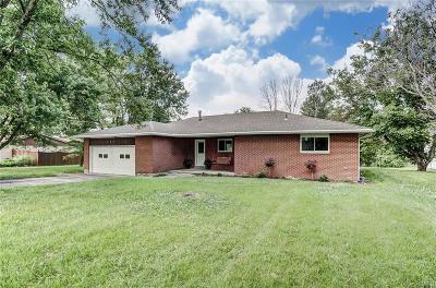 Clayton Single Family Home Active/Pending: 425 Kimmel Road
