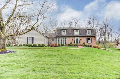 Dayton Single Family Home Active/Pending: 508 Pauley Woods Circle