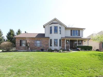 Tipp City Single Family Home Active/Pending: 740 Hardwick Court