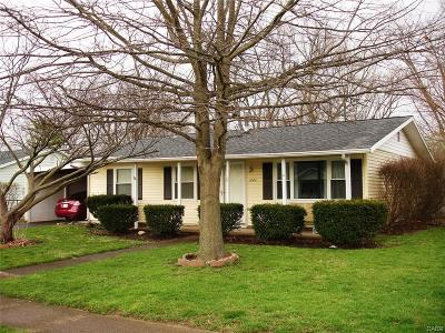 Xenia Single Family Home For Sale: 1243 Rockwell Drive