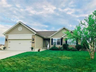 Xenia Single Family Home For Sale: 600 Concord Way