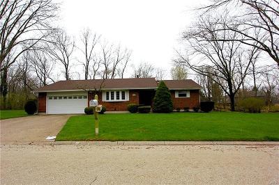 Dayton Single Family Home For Sale: 1860 Mavie Drive