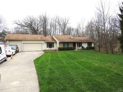 Vandalia Single Family Home Active/Pending: 980 Forest View Court
