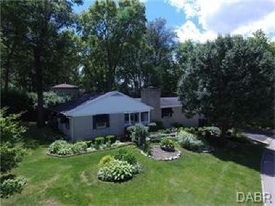 Springfield Single Family Home For Sale: 609 Broadmoor Boulevard