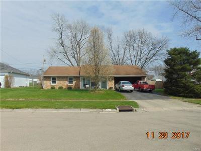 Vandalia Single Family Home For Sale: 172 Whitehorn Drive