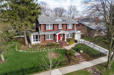 Oakwood Single Family Home Active/Pending: 1501 Schantz Avenue
