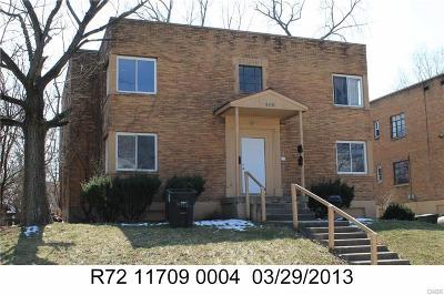 Dayton Multi Family Home For Sale: 408 Norman Avenue