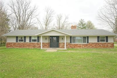 Enon Single Family Home For Sale: 7118 Chama Trail
