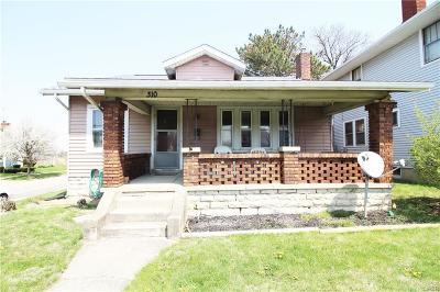 Dayton Single Family Home For Sale: 310 Watervliet Avenue