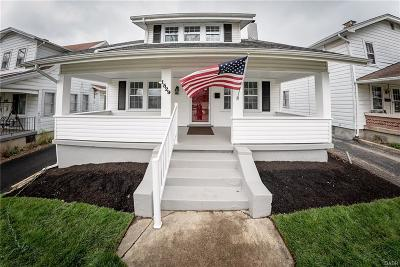 Dayton Single Family Home For Sale: 1529 Watervliet