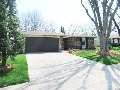 Miamisburg Single Family Home For Sale: 2308 Arrow Ridge Court