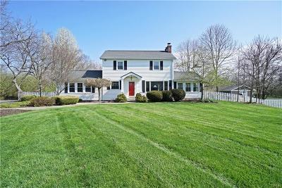Dayton Single Family Home For Sale: 281 Social Row Road