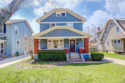 Oakwood Single Family Home Active/Pending: 316 Aberdeen Avenue