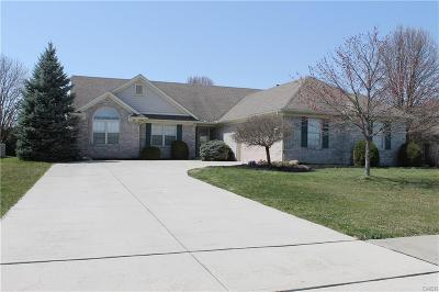 Troy Single Family Home For Sale: 2824 Parkwood Drive
