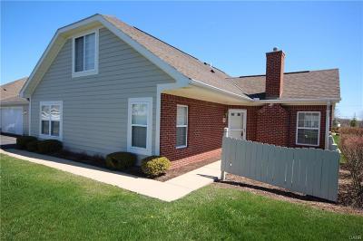 Clayton Condo/Townhouse For Sale: 5193 Crescent Ridge Drive