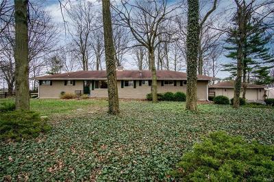 Brookville Single Family Home Active/Pending: 7936 Sweet Potato Ridge Road