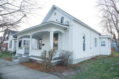 Washington Court Hous Single Family Home For Sale: 530 Temple Street