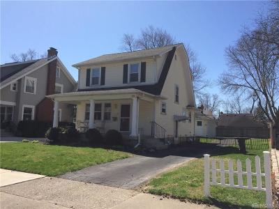 Oakwood Single Family Home For Sale: 216 Telford Avenue