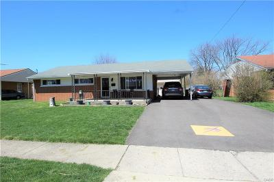 Vandalia Single Family Home Active/Pending: 333 Kirkwood Drive