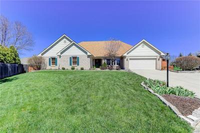 Beavercreek Single Family Home Active/Pending: 3624 Cypress Court