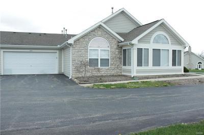 Clayton Condo/Townhouse For Sale: 5205 Crescent Ridge Drive