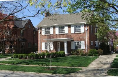 Oakwood Single Family Home Active/Pending: 317 Lonsdale Avenue