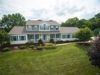 Springfield Single Family Home For Sale: 5145 Hearthstone Drive