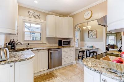 Oakwood Single Family Home For Sale: 320 Greenmount Boulevard