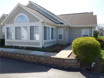 Clayton Condo/Townhouse For Sale: 5165 Crescent Ridge Drive