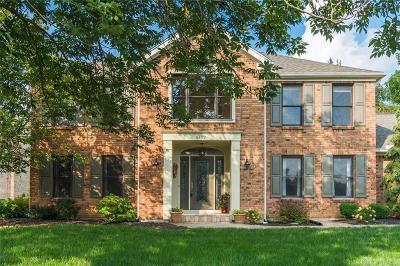Dayton Single Family Home For Sale: 6792 Montpellier Boulevard
