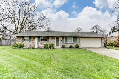 Vandalia Single Family Home Active/Pending: 1029 Bosco Avenue