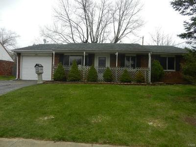 Xenia Single Family Home For Sale: 683 Montana Drive