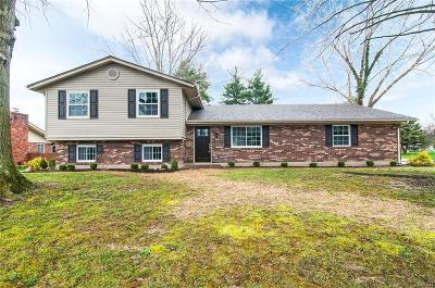 Centerville Single Family Home Active/Pending: 7644 Cloverbrook Park Drive