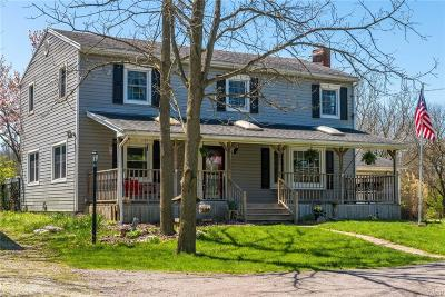 New Carlisle Single Family Home For Sale: 9609 National Road