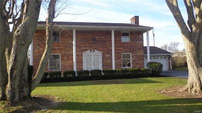 Clayton Single Family Home For Sale: 4668 Wenger Road