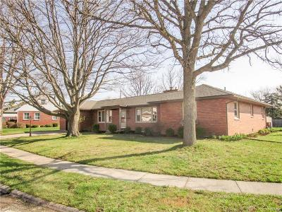 Brookville Single Family Home Active/Pending: 95 Brookside Drive