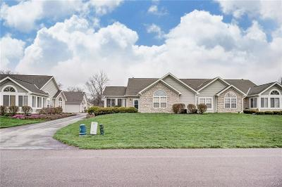 Clayton Condo/Townhouse For Sale: 5055 Crescent Ridge Drive