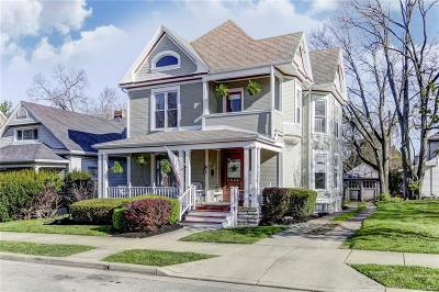 Xenia Single Family Home For Sale: 192 3rd Street