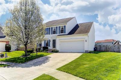 Miamisburg Single Family Home Active/Pending: 2094 Hatteras Court